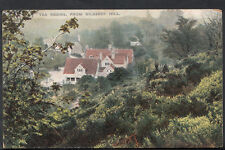 Worcestershire Postcard - Tea Rooms, From Bilberry Hill    A6816