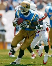 Marcedes Lewis UCLA Bruins Signed 8x10 Photo Autographed COA Packers 152