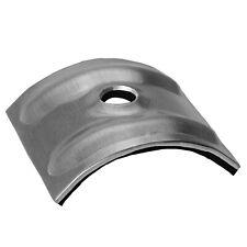 100 Kalotten aus Aluminium Sinus Profil 76/18 Wellplatten Lichtplatten Wellblech