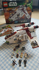 Lego Star Wars Republic Destroyer 75021 - 100% complete-Box-Excellent cond