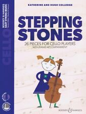 Stepping Stones 26 Pieces for Cello Players Cello and Piano Chamber 048024578