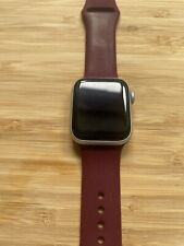 Apple Series 6 Watch 40mm Silver Aluminium Case With Lots Of Straps