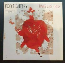 """FOO FIGHTERS - Times Like These ~7"""" Vinyl Single~ *Numbered Edition*"""