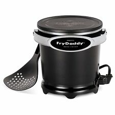 05420 Presto FryDaddy Electric Deep Fryer