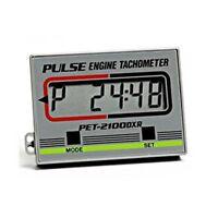 OPPAMA PET-2100DXR Digital Engine tachometer Fast Shipping From Japan EMS
