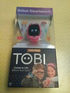 Little Tikes Tobi Robot Smartwatch - Pink