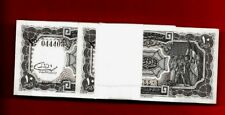 Egypt 100 bill 10 piaster UNC SING BY MOHAMMED EL RAZZAZZ