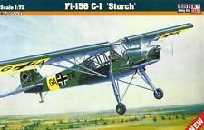 FIESELER Fi 156 C1 STORCH (LUFTWAFFE & POLIERUNG AF MKGS) 1/72 MISTERCRAFT