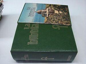 (La civiltà cattolica) La Bibbia 1983 Pietro Vanetti cofanetto