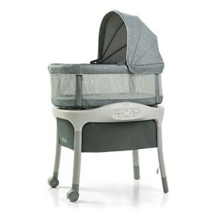 Graco Baby Move n Soothe Bassinet w/ Automatic Calming Motion Mullaly