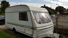 Swift silhouette 2 berth caravan