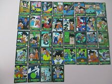 Dragonball Dragon ball Z Visual Adventure 3 Regular Card Set