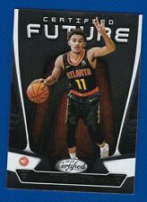 2018-19 Panini Certified Future #CF-5 Trae Young RC Rookie Atlanta Hawks Mint