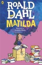 Matilda - Roald Dahl - 9780141365466