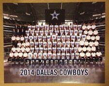 2014 DALLAS COWBOYS Team Picture PHOTO Pic Dan Bailey ROMO Muurray Church BRYANT