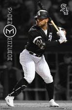 New YOAN MONCADA Chicago White Sox Superstar MLB Baseball Action Wall POSTER