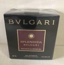 Bulgari Splendida Magnolia Sensuel 30 ml Eau de Parfum Vapo Spray Edp Nuovo