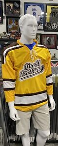 Mighty Ducks Game Changers Don't Bothers Jersey Youth XL No Name Or Number