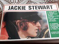 jackie stewart tyrrell f1 editrice dell'automobile 1971 prima edizione-aci