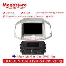 "8"" Car DVD GPS Navi Head Unit Stereo For HOLDEN CAPTIVA SX 2011-2013"