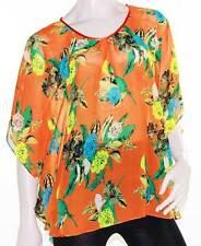 Kaftan Top Caftan Blouse Batwing Plus Size 8 - 26 Women Sheer Resort Cover Up