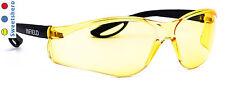 Infield Schutzbrille Sonnenbrille RAPTOR polycarbonat UV-Schutz amber Kontrast