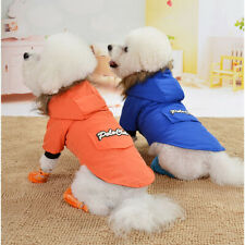 Winter Pet Dog Warm Coat Small Clothes For Chihuahua Puppy Jacket Clothing New