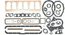 Full Engine Gasket Set 1937 Chrysler 228 6 cylinder NEW