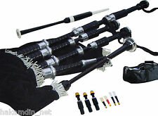 Scottish Great Highland Bagpipe (Beginners Complete Starter Package)