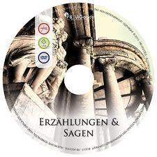 Erzählungen & Sagen ? CD-Rom 380 eBooks? pdf epub mobi? Sammlung? DVD Rom