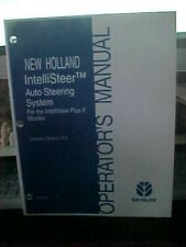 OM New Holland intellisteer auto steering system issue 11/06 (1B)