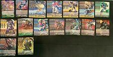 CARDFIGHT VANGUARD - Dimension Police Deck 18 w Enigman Patriot / Zephyr /Yunbot
