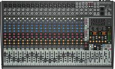 Behringer Eurodesk Mx2442a 24-input Studio/live Mixer Pick up Mentone