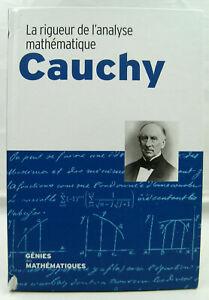 Génies des Mathématiques - Cauchy - RBA - 2019 - BE