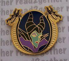 Disney Pin DLR Villains Series Maleficent