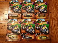 2017 Hot Wheels EASTER Holiday Set of all 6 SIX Cars Walmart Exclusive