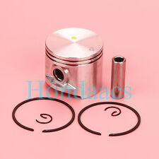 50mm Cylinder Piston for Husqvarna 362 365 371 372 372XP Rings pin clip Assembly