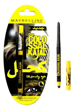 Maybelline The Colossal Kajal 12hr Smoky Eyes Black Eyeliner - With Smudger