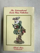 "The International Santa Claus Collection ""Black Peter"" The Netherlands"