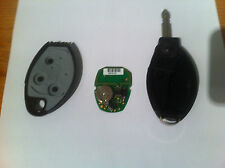 Citroen 3 button remote key fob Xsara Picasso ETC