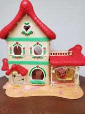 �Strawberry Shortcake House Vintage Berry Happy Home�