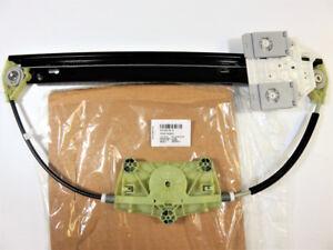 2006-2011 Audi A6 Quattro S6 Window Regulator 4F0-839-461-B Genuine OEM LH Rear