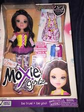 Moxie Girls Lexa Color Your Own Fashion Girls Kids 5+ New In Box