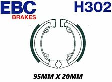 EBC H302 (FRONT/REAR) Brake Shoes Quality Honda NV 50 MSD STREAM  1984