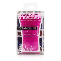 Tangle Teezer Aqua Splash Detangling Shower Brush - # Pink Shrimp (For Wet