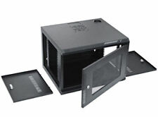 """Wall Mount Rack Cabinet 19"""" for Networking and Comms - 450mm Deep"""