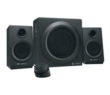 Logitech Z333 2.1 Channel Speaker System with Subwoofer 40W, Brand New