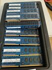 Lot of 23 - 4GB 1RX8 PC3 & PC3L - 12800U - 11 - 13 - A1 Desktop RAM Memory
