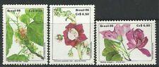 Sellos de Centroamérica y Sudamérica, flores
