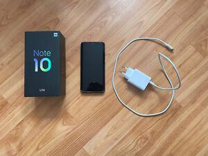 Xiaomi Mi Note 10 Lite - 64Go - Noir Midnight (Déverrouillé) (Double SIM)